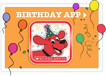 Clifford clipart birthday App Clifford Fun Meet Birthday