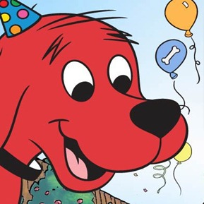 Clifford clipart birthday Say Clifford Campaign Dog with