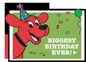 Clifford clipart birthday Printables Lesson Teachers: Clifford Birthday