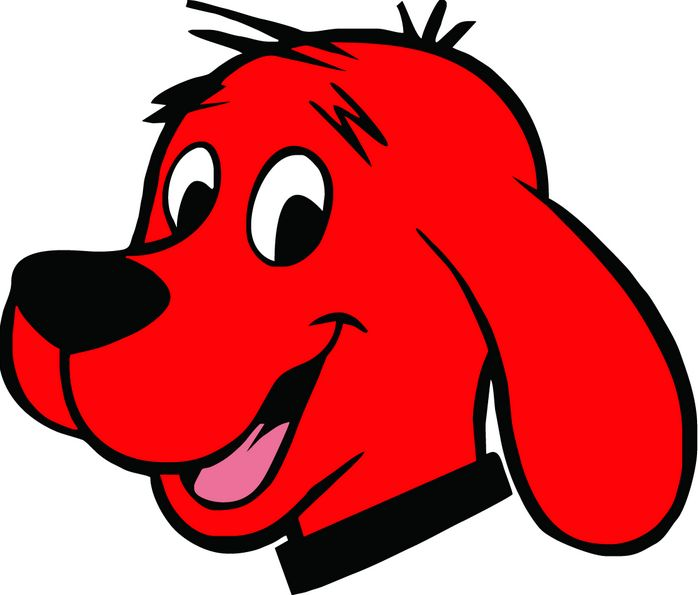 Larger clipart clifford Images Big The Dog printables