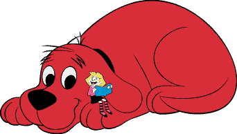 Clifford clipart animated Characters: Cartoon (PNG) (PNG) Clipart