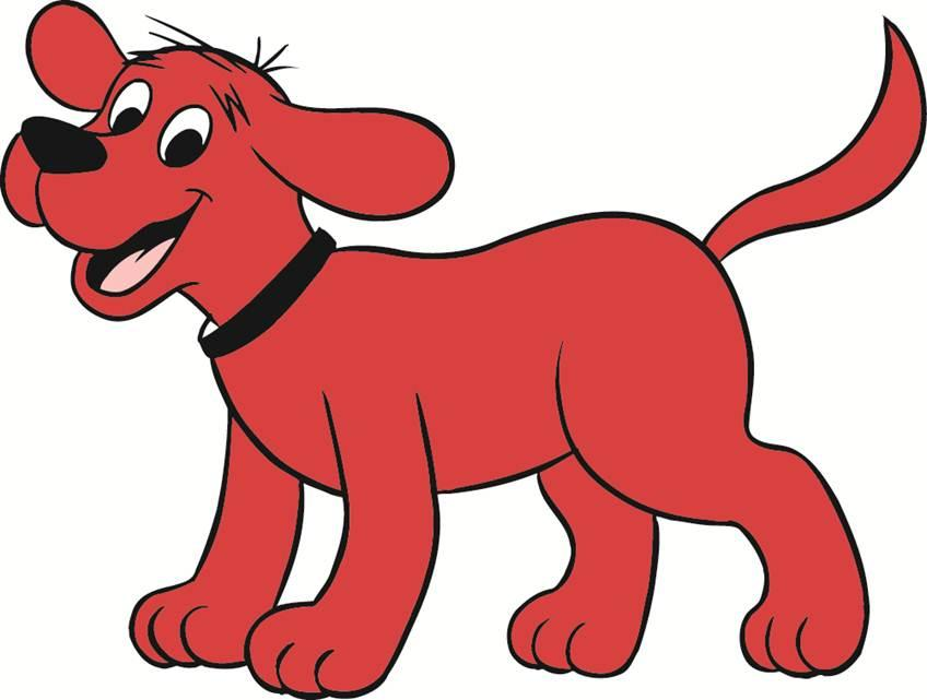 Clifford clipart animated Big States Clifford the the