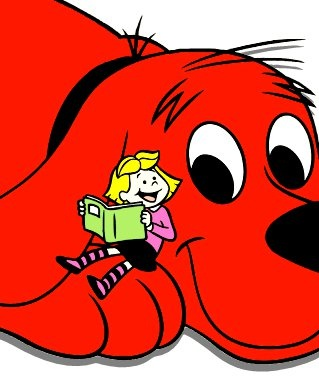 Clifford clipart animated And images on DOG THE