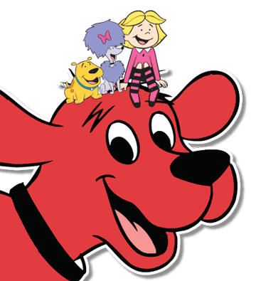 Clifford clipart animated Red Mac Gallery Characters Pictures