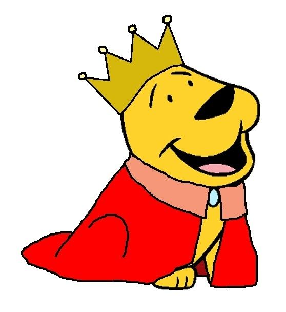 Clifford clipart yellow dog Red for best image Pinterest