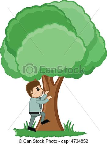 Climbing Tree clipart Clipart  Drawing Tree Climbing