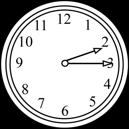 Clock clipart Past Clock Black Clock Art