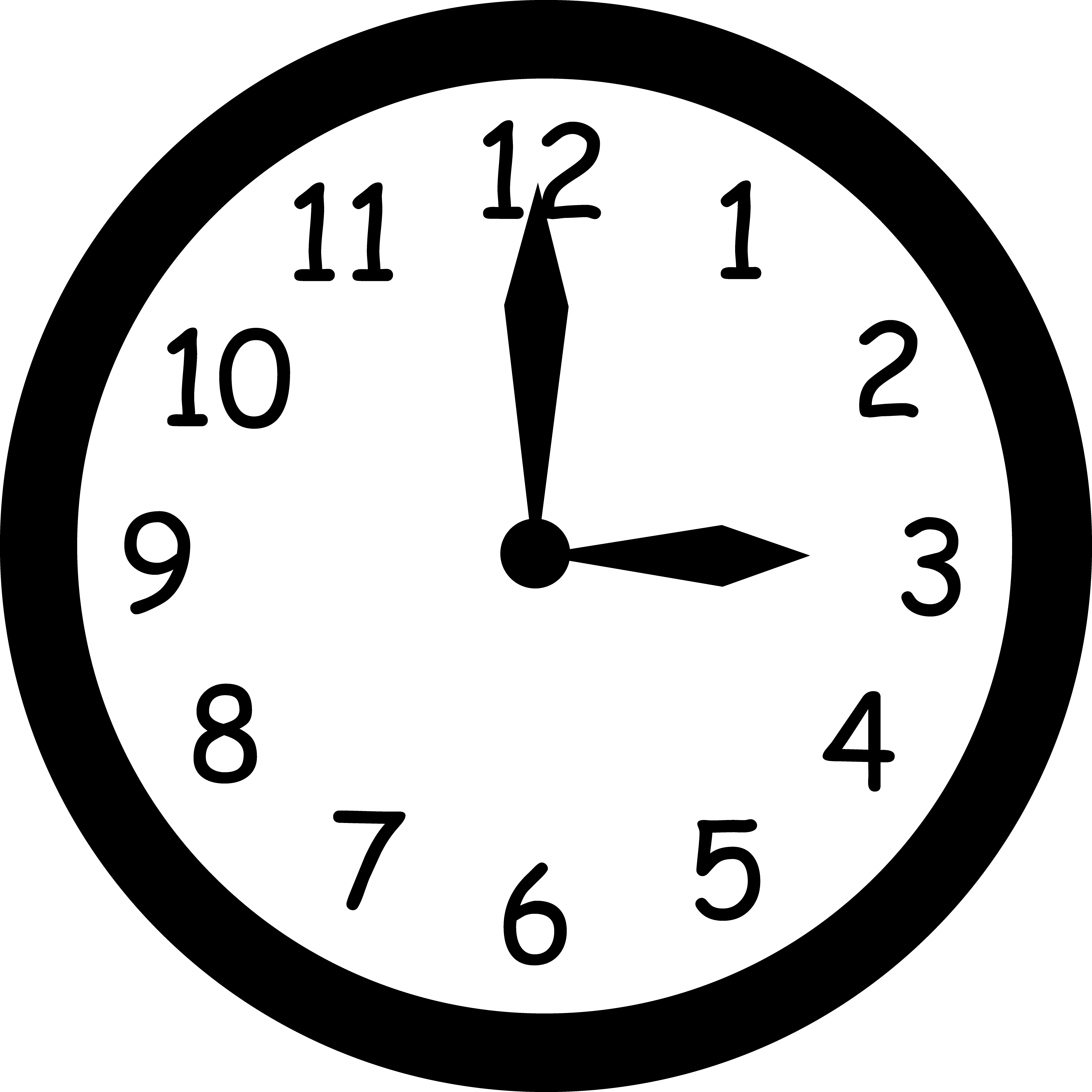 Watch clipart vector free download Analog Clipart Clipart analog%20clock%20clipart Clock