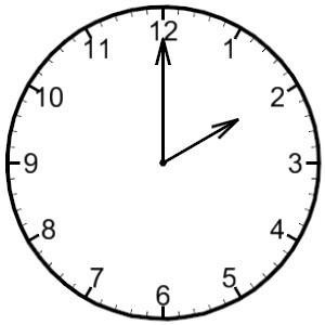 Cheetos clipart black and white Clipart Afternoon Clock Clipart Clock