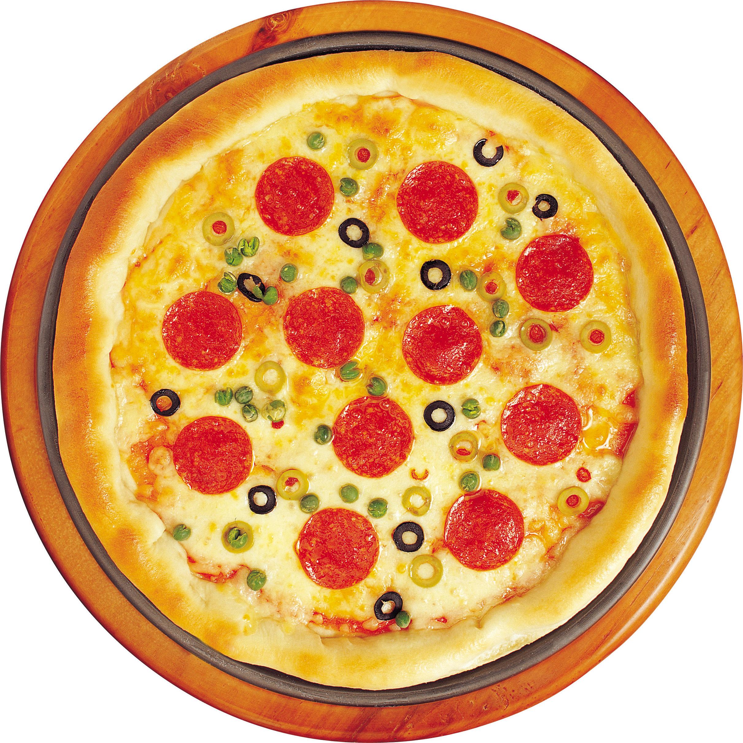 Drawn pizza whole pizza #6