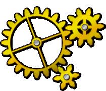 Gears clipart 3d gear Clipart Clockwork Free Images Clipart