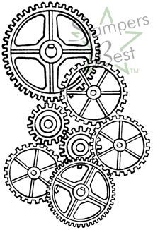Drawn gears Gears gear Google steampunk Search