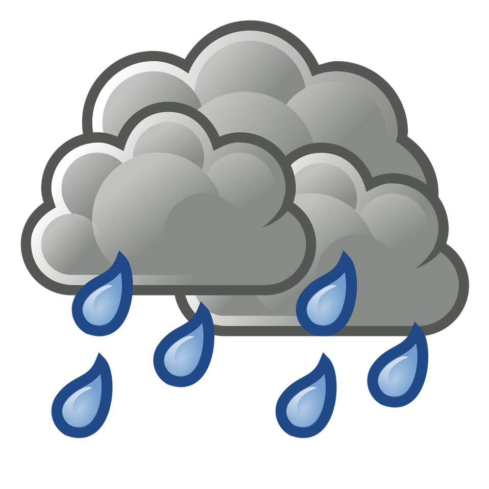 Clouds clipart clear background  stormy Photo of with