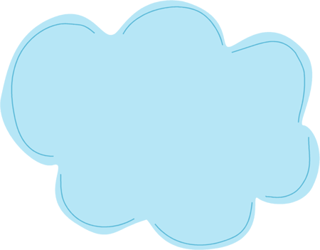 Clouds clipart cute Cloud Clip Images Cloud Art