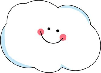 Clouds clipart cute Cloud #900 ClipartPen Clipart Cute