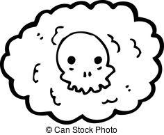 Clouds clipart gas cloud Stock death gas Art cloud