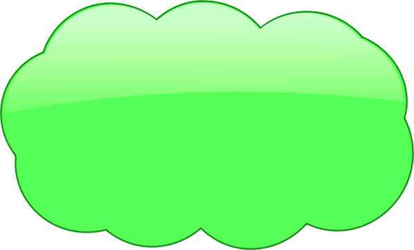 Clouds clipart green Clipart Green Zone Cliparts cloud