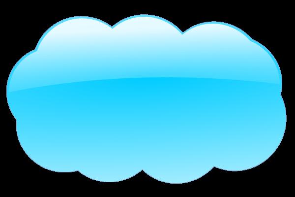 Clouds clipart internet cloud Svg Blue Cloud  Collection