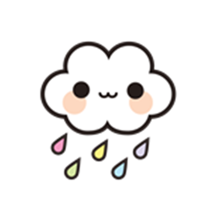 Clouds clipart kawaii With ROBLOX with Cloud Rainbow