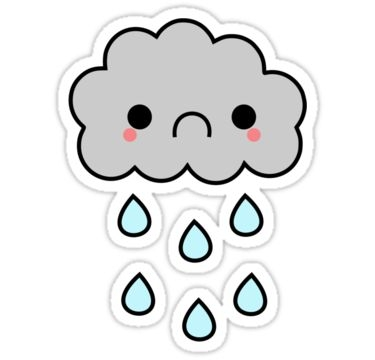 Clouds clipart kawaii Download Art Free  on