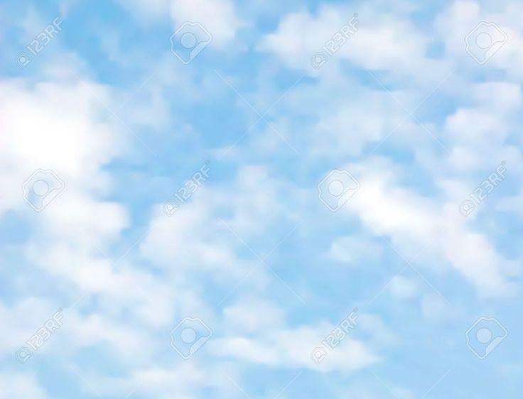 Clouds clipart light blue Pinterest Kroner by Fine &