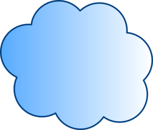 Clouds clipart line art 2 clip clouds vector free