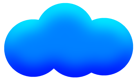 Clouds clipart animated Clip Cloud Art Free Grey