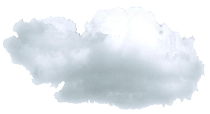 Clouds clipart real  TO GURLIE ME TALK