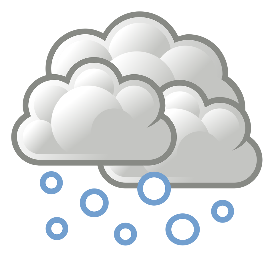 Clouds clipart clear background Snow cloud clipart cloud Cliparting