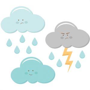 Clouds clipart spring Best Pinterest Freebie 4 Cuttables
