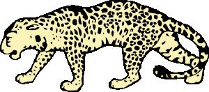 Clouded Leopard  clipart Clip Leopard Leopard Download Art