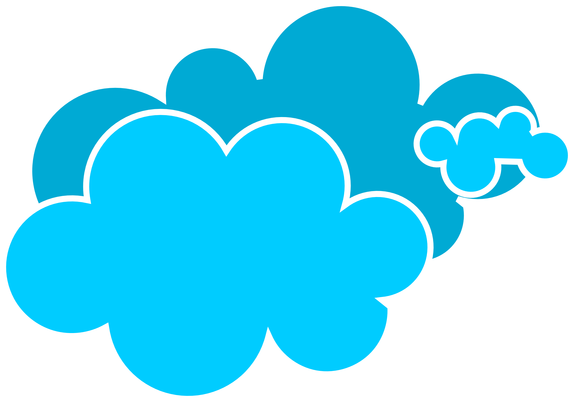 Clouds clipart Free Panda Images Clipart Clipart