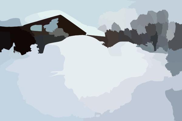 Clouds clipart blizzard Art free com art Download