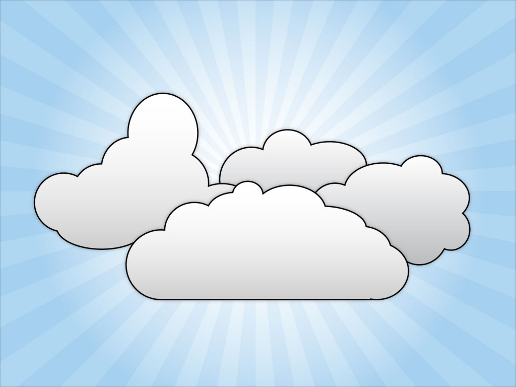 Clouds clipart cloud computing In & Continuity business Computing