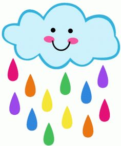 Clouds clipart colorful cloud With shape in Cloud Storms