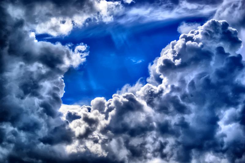 Clouds clipart dark blue Cloudy Skies IMAGE MEDIUM (PNG)