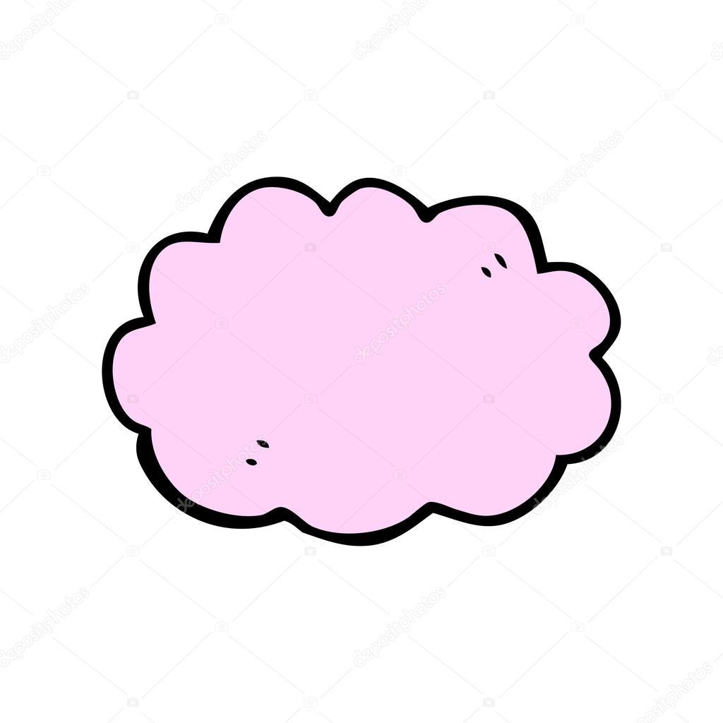 Clouds clipart gas cloud Cloud cloud cartoon Pink Vector