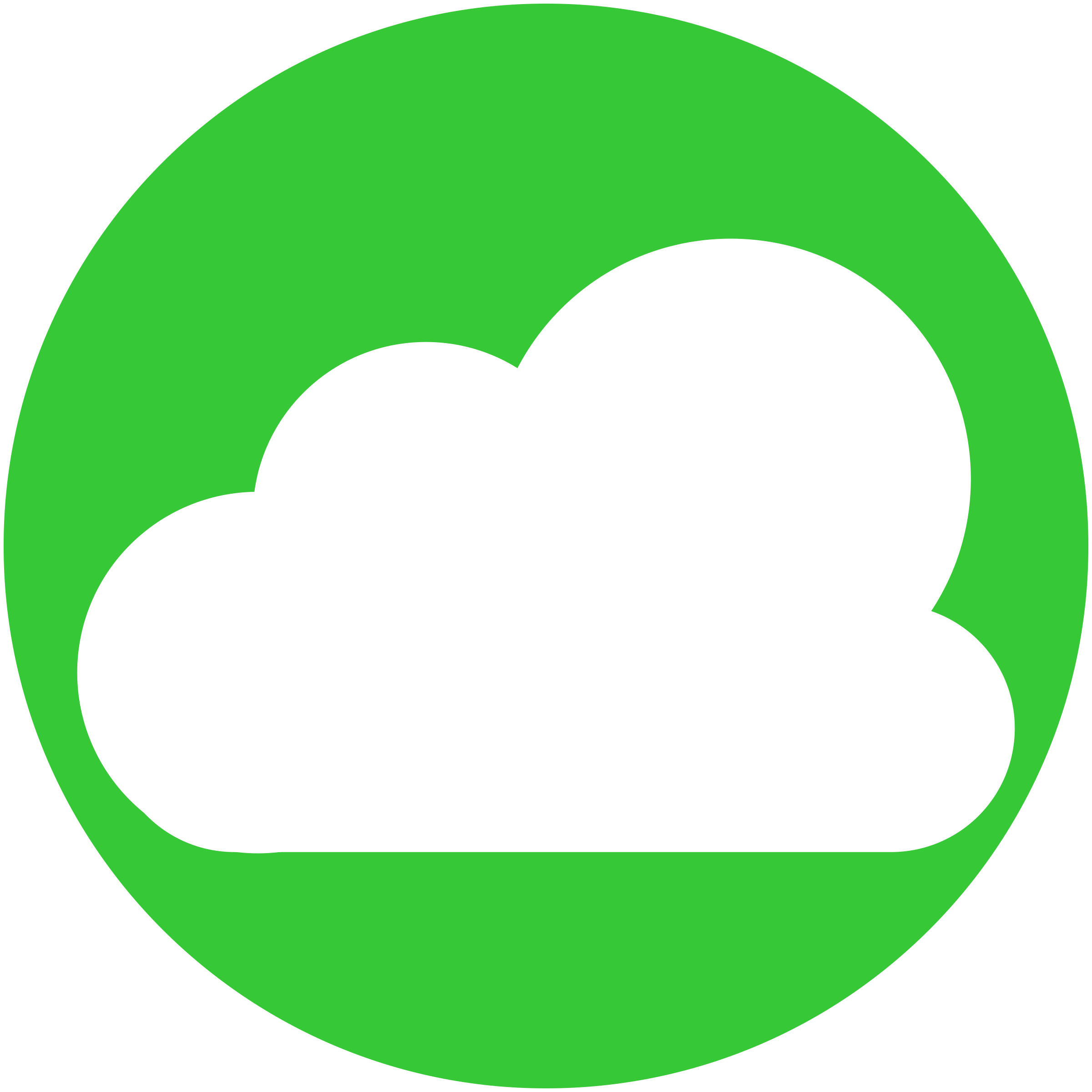 Clouds clipart green Clipart Cloud Icon Icon Cloud