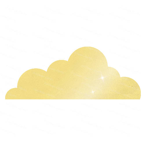 Clouds clipart yellow Gold Gold Gold Clouds file