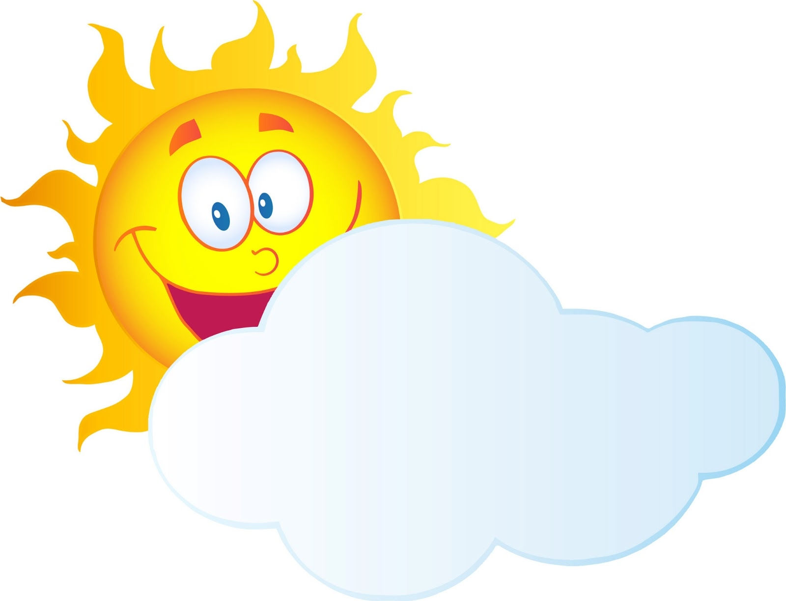 Clouds clipart yellow Clipartwork Clipart Cloud Free (841)