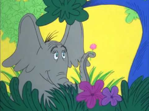 Clover clipart horton hears a who  brothers Hears hears social