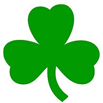 Clover clipart smooth thing Windows or SHAMROCK hard bumpers
