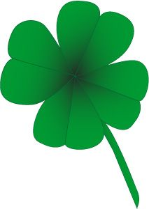 Clover clipart smooth thing 4 Day ART St leaf