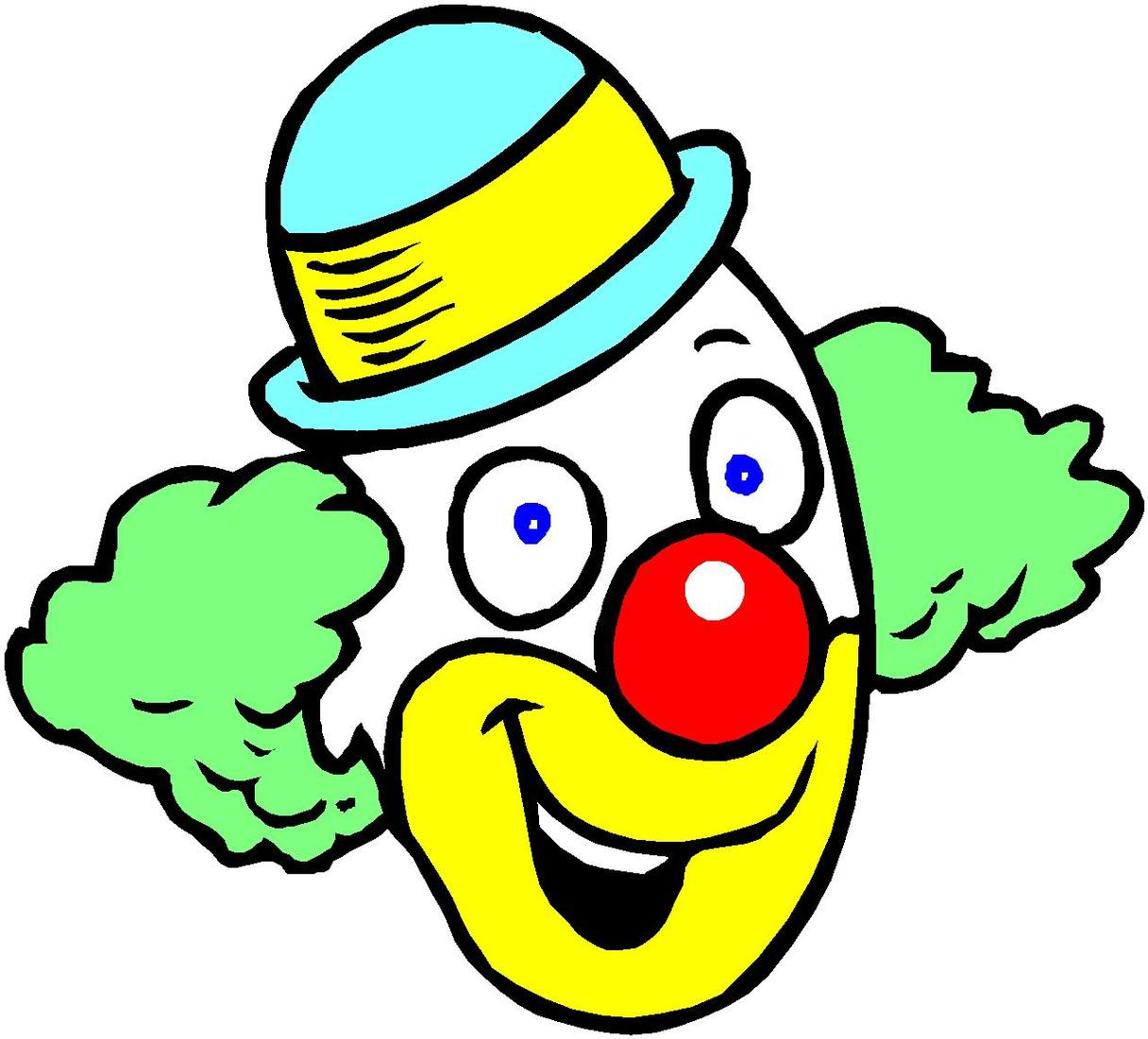 Clown clipart Clown art clipart Clown Cliparting