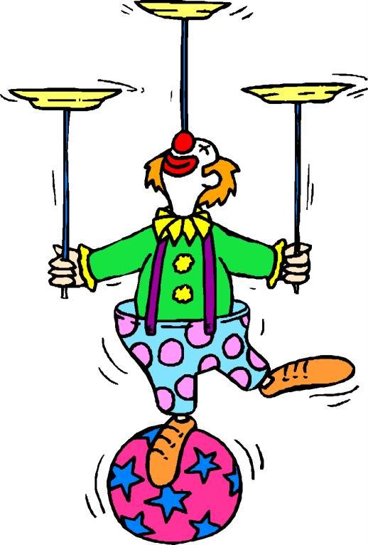Clown clipart Art clip Clowns Clowns Clip