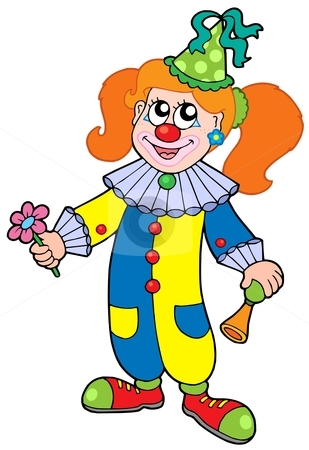 Clown clipart Clown cliparts clip 5 Clipartix