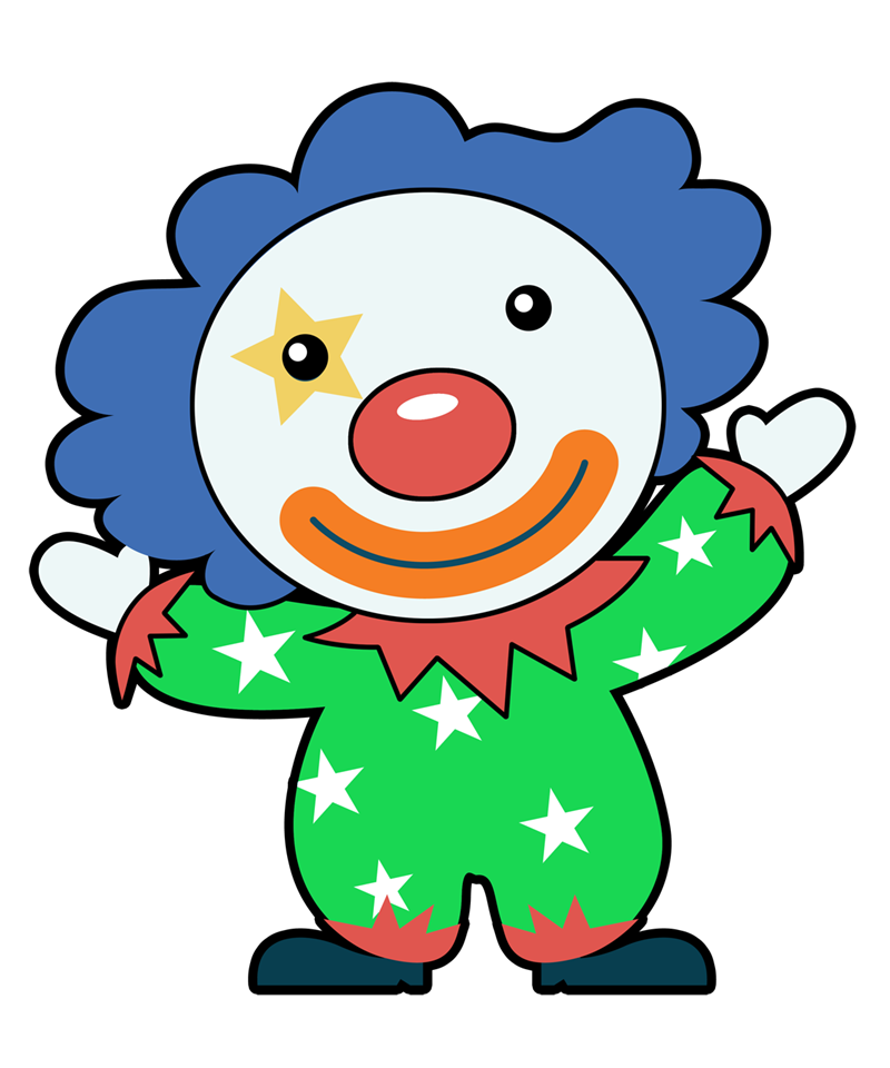 Clown clipart To free use clipart clipartix