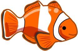Clownfish clipart Clown Clipart Clipart Panda Art