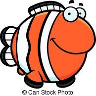 Clownfish clipart Royalty Clownfish Clipart Smiling cartoon