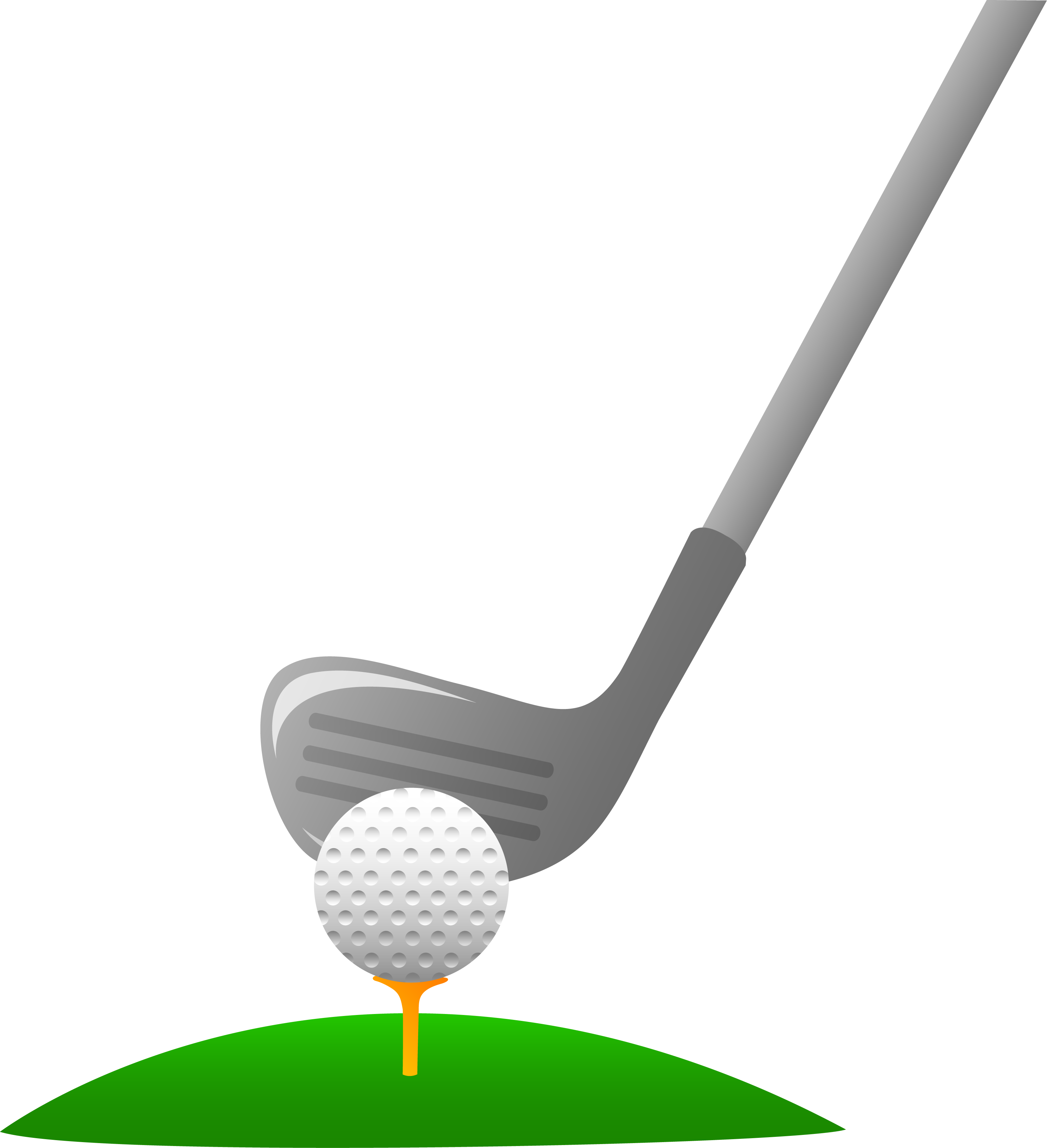 Golf Ball clipart kid golf Golf Club Art 3 club